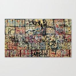 Dan Pyne Canvas Print