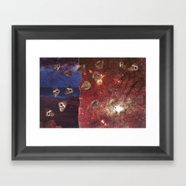 The Last Time You Looked at the Sky Framed Art Print