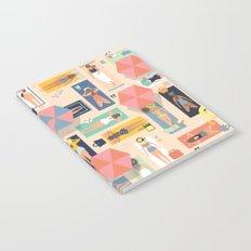 Summertime Notebook