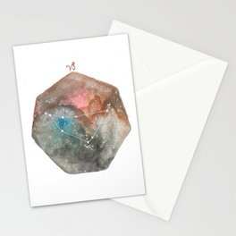 Capricorn Stationery Cards