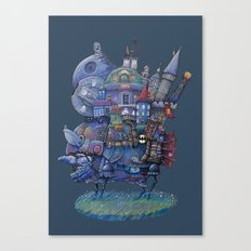 Fandom Moving Castle Canvas Print