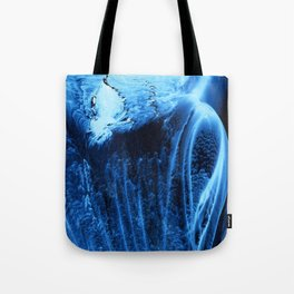 Walking Ocean Tote Bag