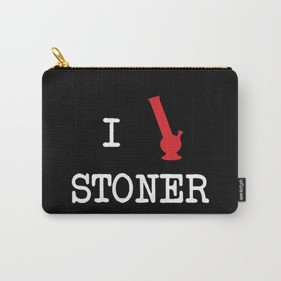I Love Stoner Carry-All Pouch