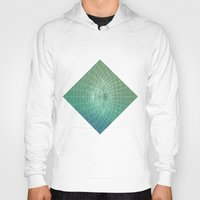 square Hoodies featuring square by Alessandro Spedicato