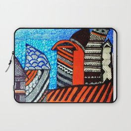 A City View Laptop Sleeve