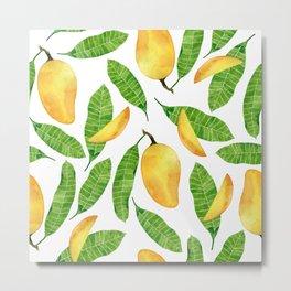 Sweet mango Metal Print