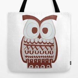 Dawson Owl Tote Bag