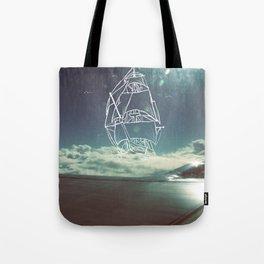 Sail the Skies Tote Bag