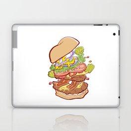 Hamburger Time Laptop & iPad Skin