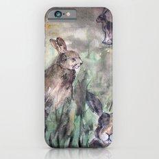 Hare Sketch #1 Slim Case iPhone 6s
