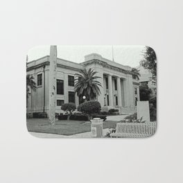 Lee County Courthouse Bath Mat