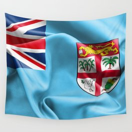 Fiji Flag Wall Tapestry