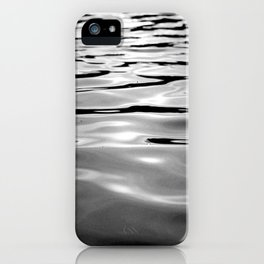 Water one iPhone Case