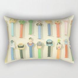 Candy Dispensers Rectangular Pillow