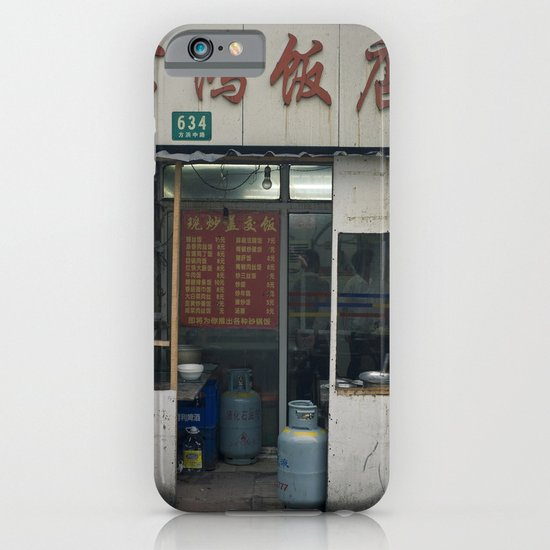 Food stall iPhone & iPod Case