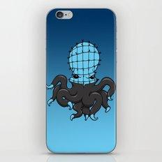 Cenobite octopus iPhone & iPod Skin