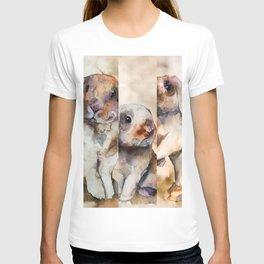 BUNNIES #1 T-shirt