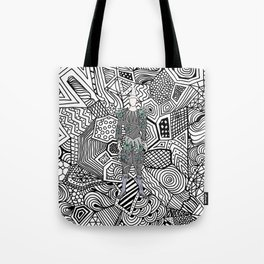 Heroes Fashion 5 Tote Bag