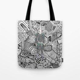 Heroes Fashion 5 Tote Bag