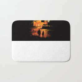 Sole Survivors Bath Mat