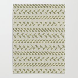 Little Palm Leaves Poster