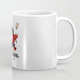Itching to Perform (Wordless) Coffee Mug