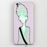 weird iPhone & iPod Skins featuring weird by prosperitea