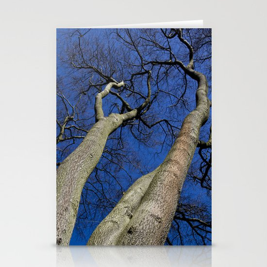 Reach For the sky Stationery Cards