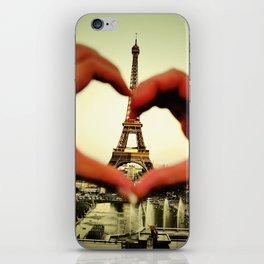 Je t'adore iPhone Skin