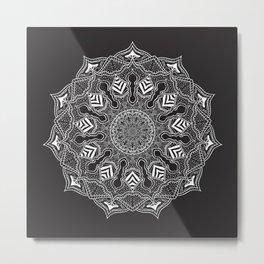 Mandala #11 Metal Print
