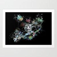 Metadise Art Print