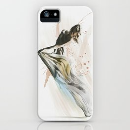 Drift Contemporary Dance iPhone Case