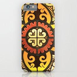 An antique cross iPhone Case