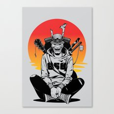 2 Suns: 868 Canvas Print