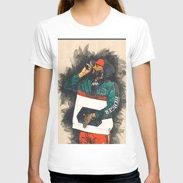 Joyner Lucas rapper T-shirt