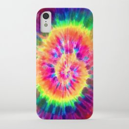 Tie-Dye iPhone Case