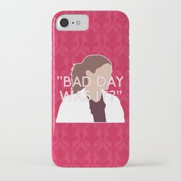 A Study in Pink - Molly Hooper iPhone Case