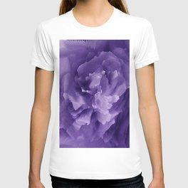 Violet clouds T-shirt