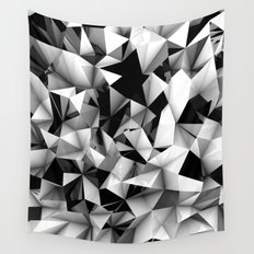 Origami or something.   Wall Tapestry