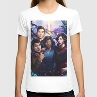 korra T-shirts featuring The Legend Of Korra by Meder Taab