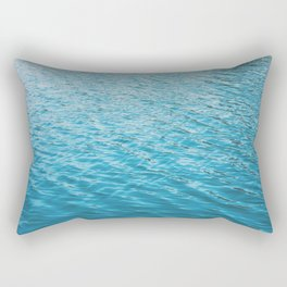 Echo Park Lake Rectangular Pillow