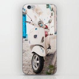 Valletta Streets iPhone Skin