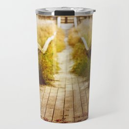 Autumn mood, Washington Travel Mug