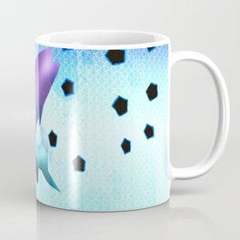 Ice Rainbow Trout Coffee Mug