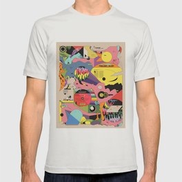 Climate Jazz T-shirt