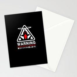 Evangelion Impact Stationery Cards