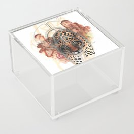 Jaguar Acrylic Box