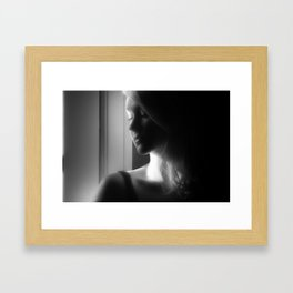 Silent Sunlight Framed Art Print