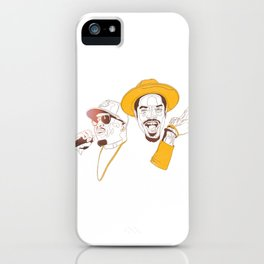 Andre 3000 and Big Boi iPhone Case
