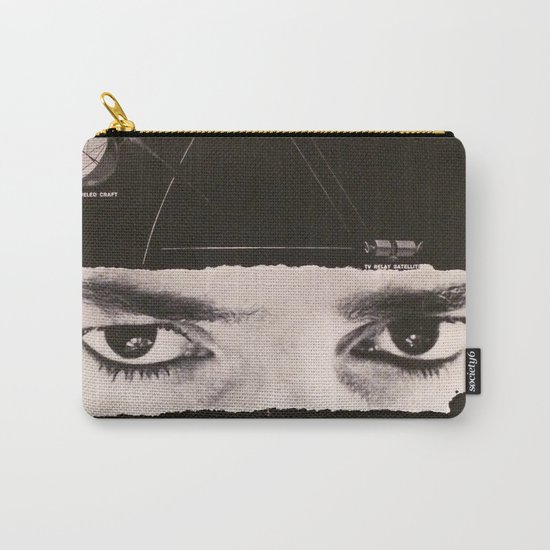 Life through my Eyes Carry-All Pouch